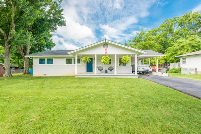 3911 NW Elderwood Rd, Knoxville, TN 37921 (#1121433) :: Venture Real Estate Services, Inc.