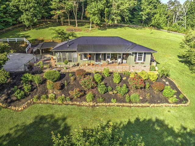 118 Old Knoxville Hwy, Oliver Springs, TN 37840 (#1121440) :: Billy Houston Group
