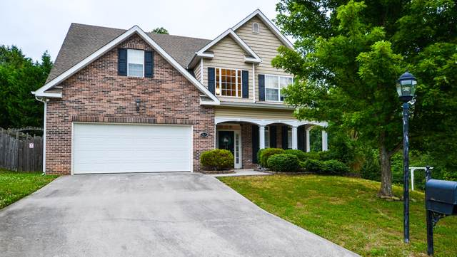 2805 Timber Green Lane, Knoxville, TN 37921 (#1121503) :: Venture Real Estate Services, Inc.