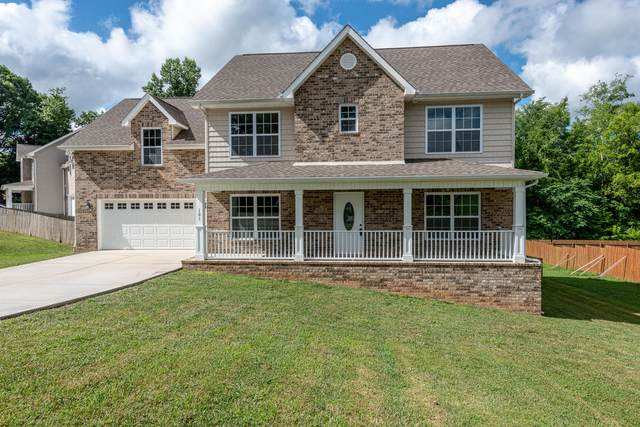 101 Keiras Court, Maryville, TN 37803 (#1121543) :: Tennessee Elite Realty