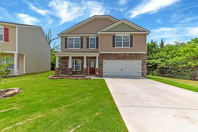 2306 Mccampbell Wells Way, Knoxville, TN 37924 (#1121550) :: Exit Real Estate Professionals Network