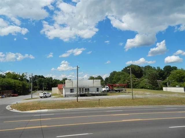 698 Decatur Pike, Athens, TN 37303 (#1121552) :: Realty Executives Associates Main Street