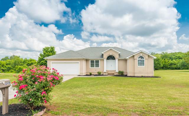 1209 Christianburg Lane, Sweetwater, TN 37874 (#1121627) :: Exit Real Estate Professionals Network
