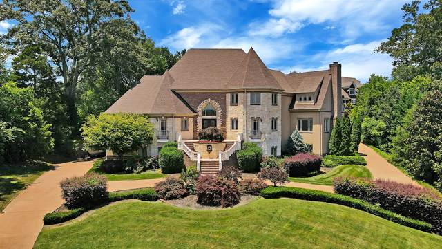 10206 Thimble Fields Drive, Knoxville, TN 37922 (#1121700) :: Adam Wilson Realty