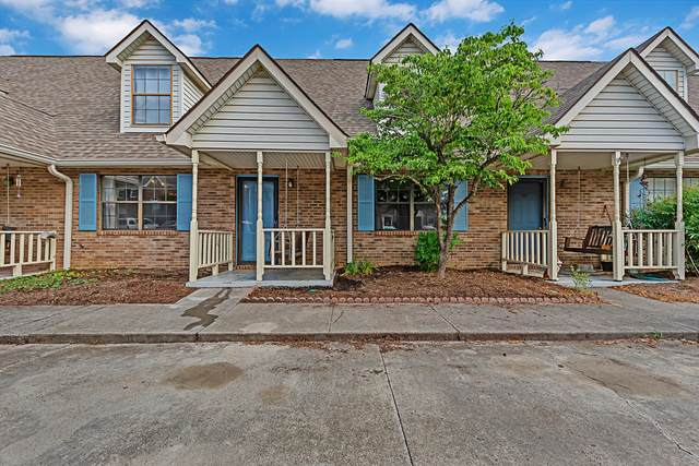 455 Bramblewood Lane Unit 12, Knoxville, TN 37922 (#1121717) :: Realty Executives Associates