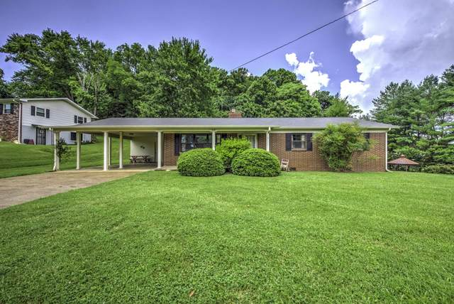 117 Westwood Drive, Clinton, TN 37716 (#1121737) :: Billy Houston Group