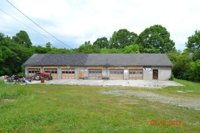 725 Ridge Rd, Maryville, TN 37803 (#1121770) :: Venture Real Estate Services, Inc.