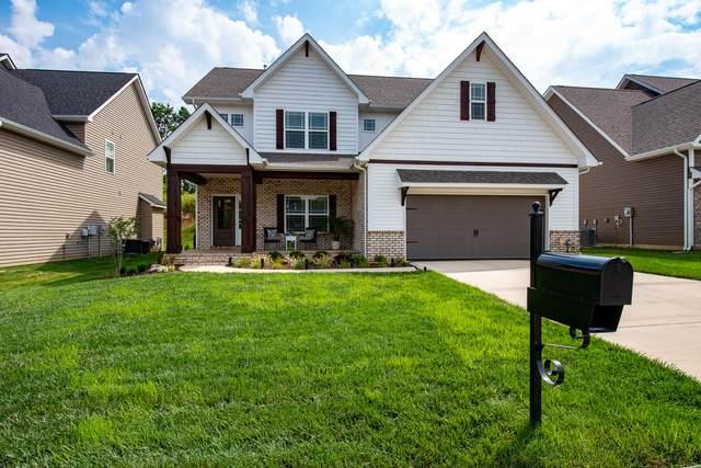 2970 Spencer Ridge Lane, Knoxville, TN 37931 (#1121842) :: Realty Executives