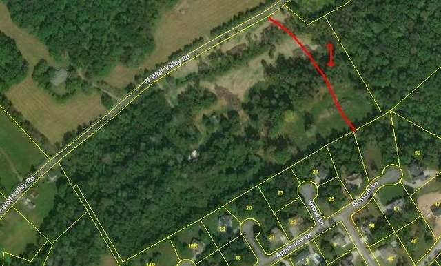 Wolf Valley Lot 1 Rd, Clinton, TN 37716 (#1121852) :: Tennessee Elite Realty