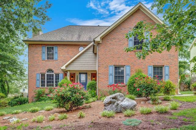 1113 Turnberry Drive, Knoxville, TN 37923 (#1121863) :: Billy Houston Group