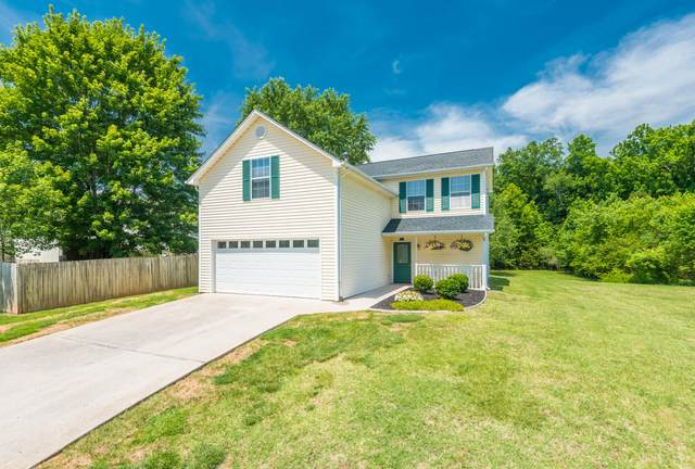 8218 Jack Russell Court, Powell, TN 37849 (#1121922) :: Realty Executives