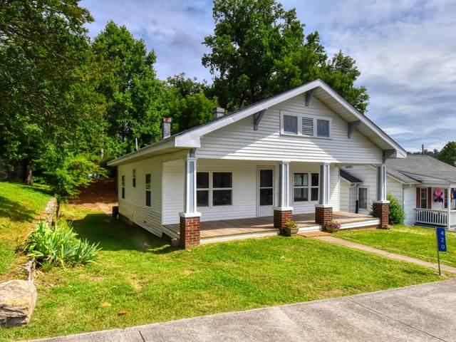 420 Trenton St, Harriman, TN 37748 (#1121981) :: Venture Real Estate Services, Inc.