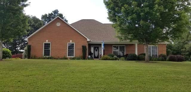 1422 Andera Drive, Maryville, TN 37801 (#1121982) :: Billy Houston Group