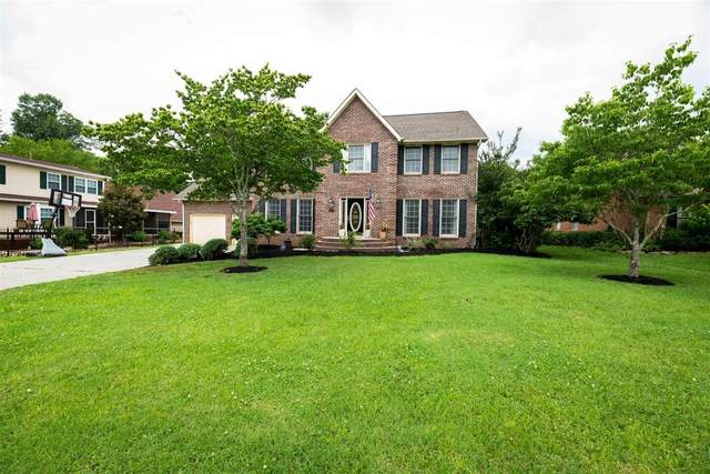 1512 Valley Breeze Circle, Maryville, TN 37803 (#1121986) :: Billy Houston Group