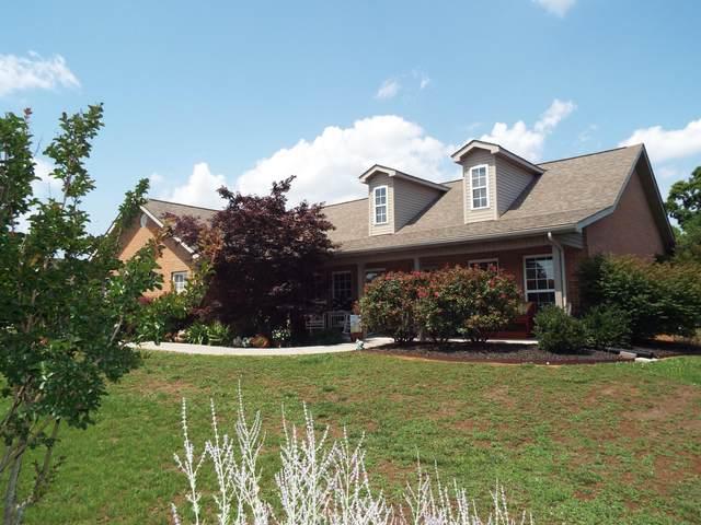 934 Mercer Drive, Maryville, TN 37801 (#1122001) :: Billy Houston Group