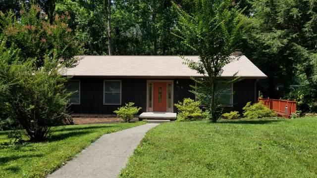 102 Windgate Rd, Oak Ridge, TN 37830 (#1122032) :: Shannon Foster Boline Group