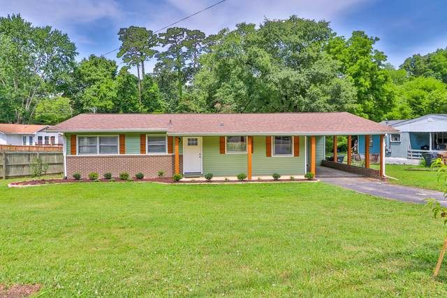 3005 Hazelwood Rd, Knoxville, TN 37921 (#1122050) :: Venture Real Estate Services, Inc.