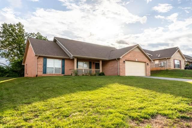 1017 Mercer Drive, Maryville, TN 37801 (#1122055) :: Realty Executives Associates