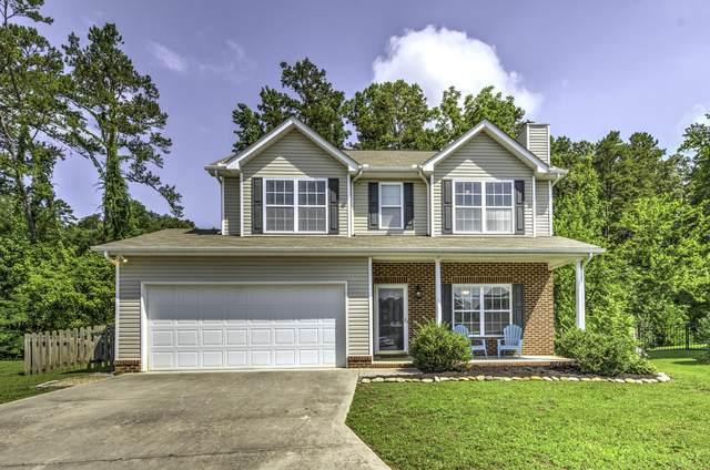 5301 Castle Pines Lane, Knoxville, TN 37920 (#1122057) :: Realty Executives Associates