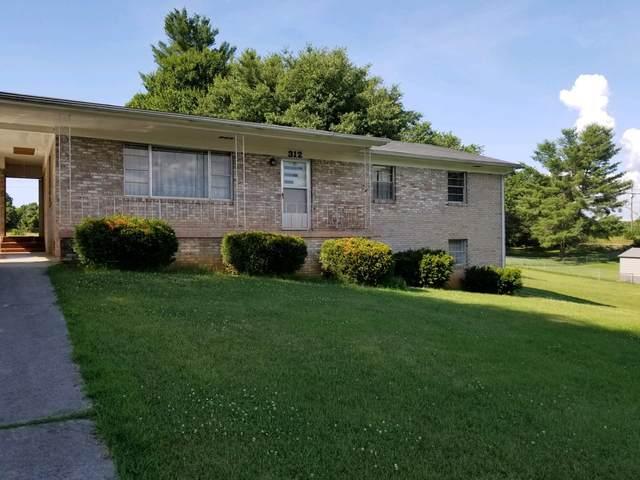 312 Summitt Heights Drive, Jefferson City, TN 37760 (#1122059) :: Venture Real Estate Services, Inc.
