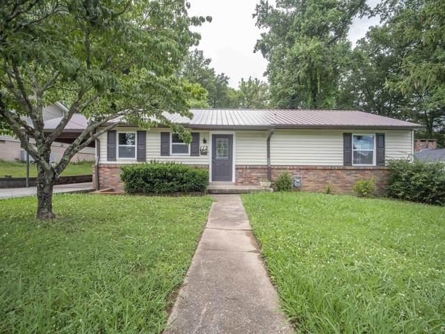 112 Amherst Lane, Oak Ridge, TN 37830 (#1122085) :: Shannon Foster Boline Group