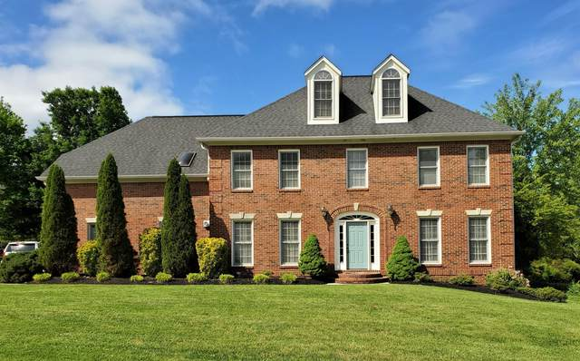 217 Battery Hill Circle, Knoxville, TN 37934 (#1122125) :: Shannon Foster Boline Group