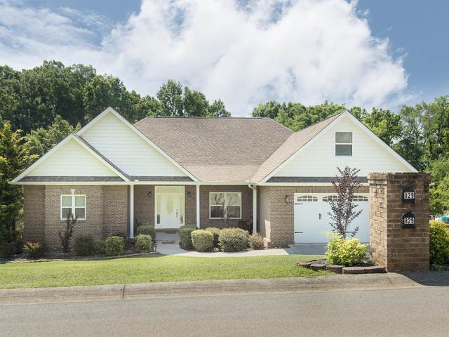 829 Reagan View Lane, Seymour, TN 37865 (#1122143) :: Shannon Foster Boline Group