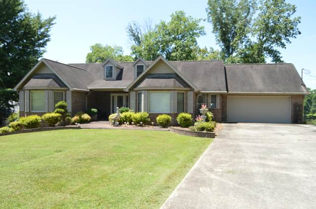 180 Lakewood Estates Lane, Harriman, TN 37748 (#1122181) :: Realty Executives