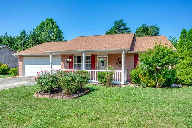 7508 Lyle Bend Lane, Knoxville, TN 37918 (#1122196) :: The Sands Group