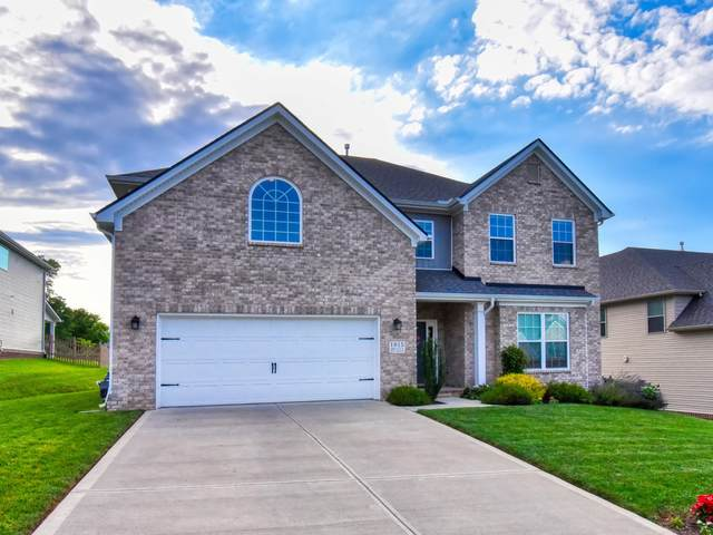 1815 Misty Cloud Lane, Knoxville, TN 37932 (#1122200) :: The Sands Group