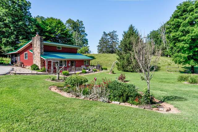 677 Fincastle Rd, LaFollette, TN 37766 (#1122210) :: The Sands Group