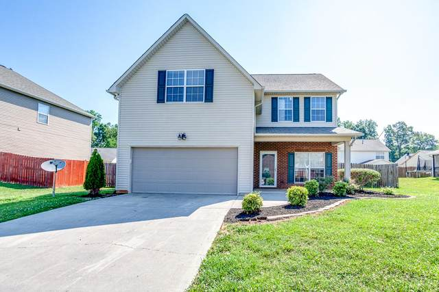 824 Carter View Lane, Knoxville, TN 37924 (#1122225) :: Catrina Foster Group