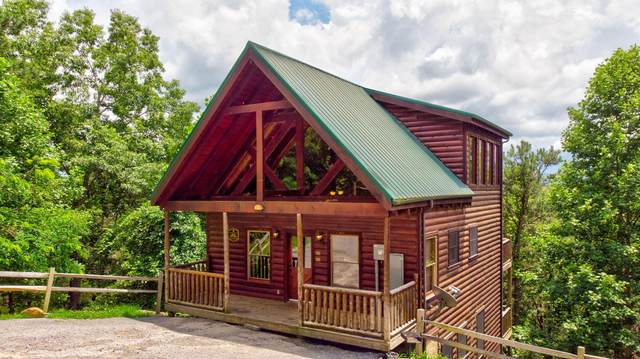 2251 Upper Middle Creek Rd G, Sevierville, TN 37876 (#1122237) :: Billy Houston Group