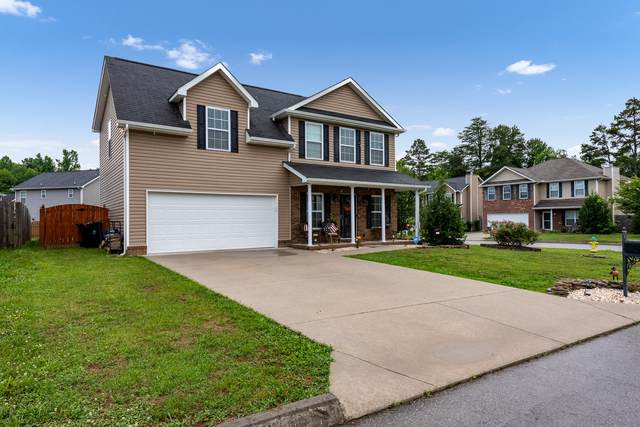 2722 Tuberose Lane, Knoxville, TN 37920 (#1122259) :: Billy Houston Group