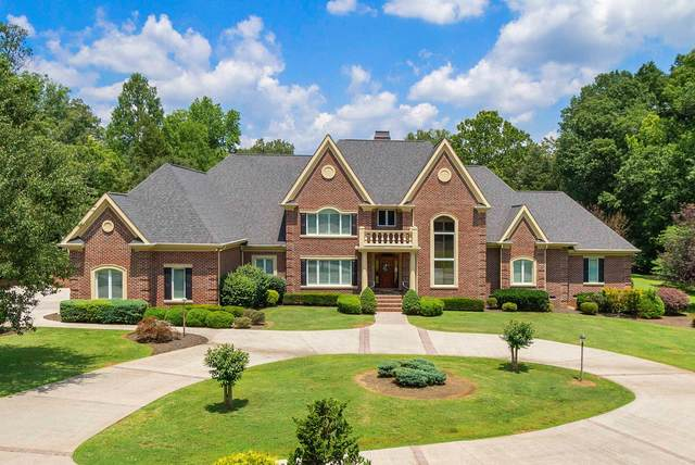 12414 Union Rd, Knoxville, TN 37934 (#1122273) :: Billy Houston Group