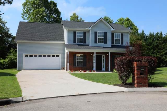 7303 Red Clover Lane, Knoxville, TN 37918 (#1122316) :: Realty Executives Associates