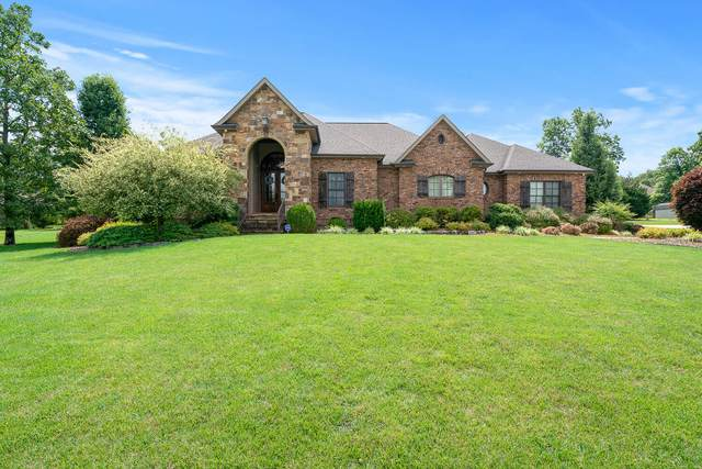 1747 Holiday Drive, Crossville, TN 38555 (#1122337) :: Venture Real Estate Services, Inc.