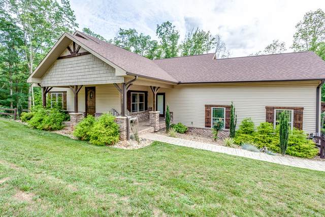 8515 Bowman Hollow Rd, Powell, TN 37849 (#1122350) :: Catrina Foster Group