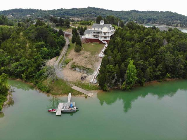 1092 Harbor Point Drive Drive, Sevierville, TN 37876 (#1122359) :: Realty Executives Associates