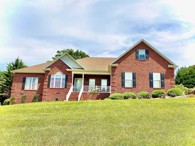 3023 S Hampton Way, Maryville, TN 37803 (#1122390) :: Venture Real Estate Services, Inc.