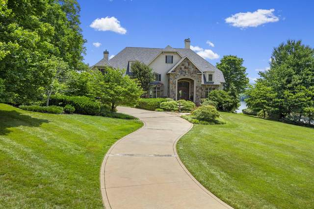 12112 Channel Point Drive, Knoxville, TN 37922 (#1122546) :: Billy Houston Group