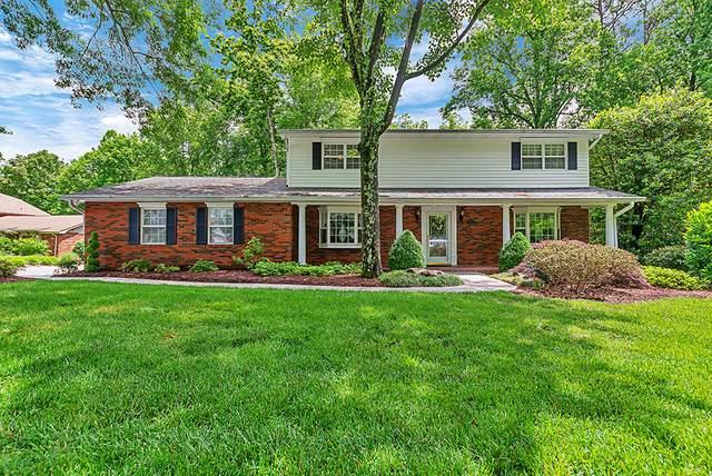 103 Brentwood Drive, Oak Ridge, TN 37830 (#1122586) :: Shannon Foster Boline Group