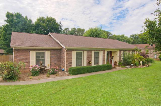 7416 Homestead Drive, Knoxville, TN 37918 (#1122605) :: Catrina Foster Group