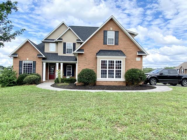 2300 Autumn Knoll Drive, Knoxville, TN 37920 (#1122632) :: Realty Executives