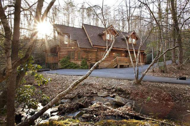 624 Pinnacle Vista Rd, Gatlinburg, TN 37738 (#1122664) :: Exit Real Estate Professionals Network