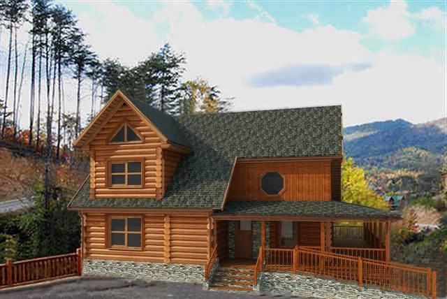 Lot 109r Bear Creek Falls, Sevierville, TN 37862 (#1122683) :: Venture Real Estate Services, Inc.