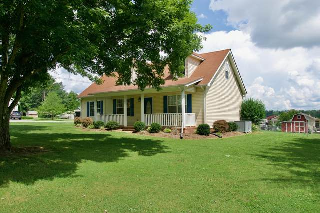 1710 Blackburn Fork Rd, Cookeville, TN 38501 (#1122724) :: Realty Executives