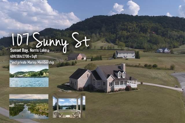 107 Sunny St, Sharps Chapel, TN 37866 (#1122731) :: Billy Houston Group