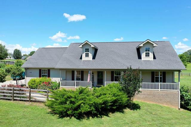 115 Oxbow Way, Maryville, TN 37804 (#1122743) :: Billy Houston Group