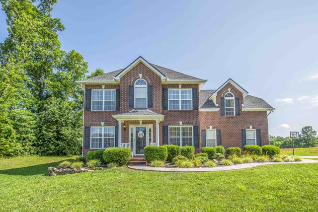 7616 Star Gazing Lane, Knoxville, TN 37938 (#1122749) :: Shannon Foster Boline Group